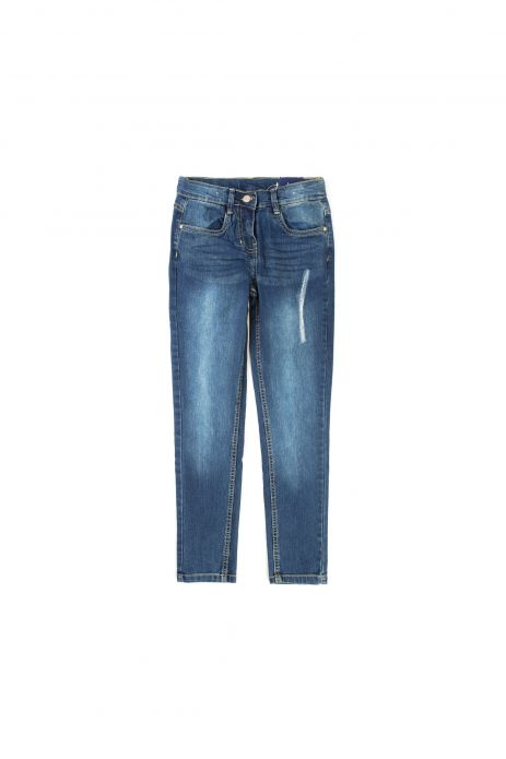 Spodnie tkane