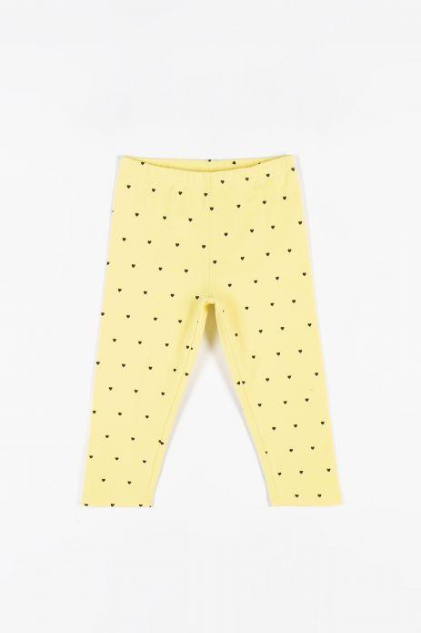 Legíny s krátkými nohavicemi