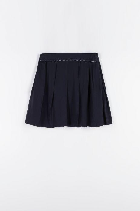 Látková sukně