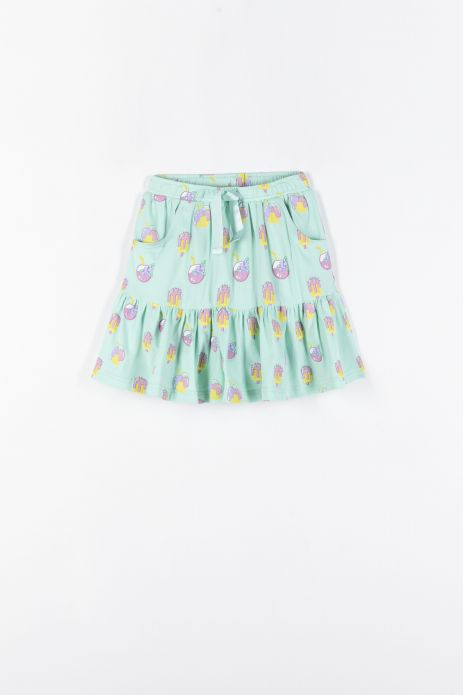 Pleteninová sukně