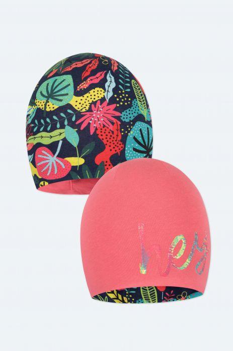Pleteninová čepice