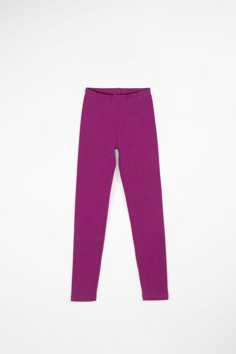Legíny s dlouhými nohavicemi