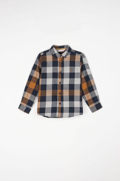 Košile s dlouhým rukávem