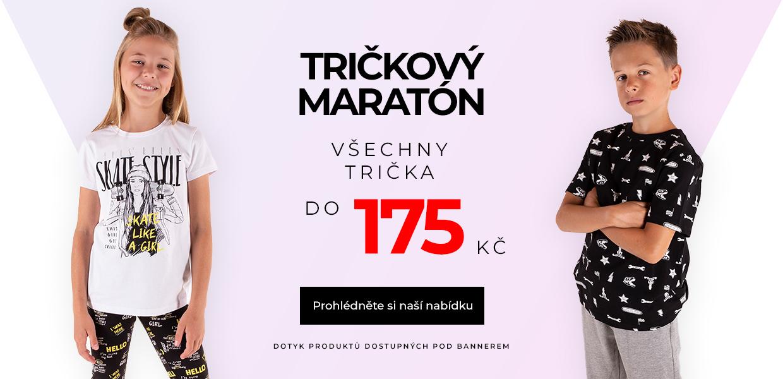 Maraton t-shirtow CZ